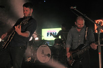 Revolverheld bei Hit Radio FFH